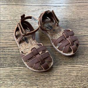 Like new OshKosh sandals